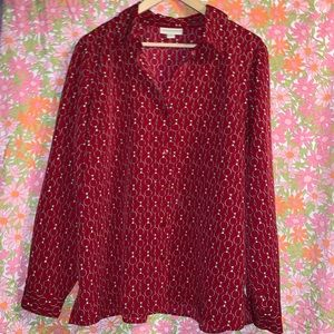 Appleseeds Chain Link Blouse